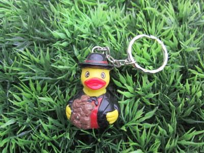 Foto von Schlüsselanhänger Ente Karl