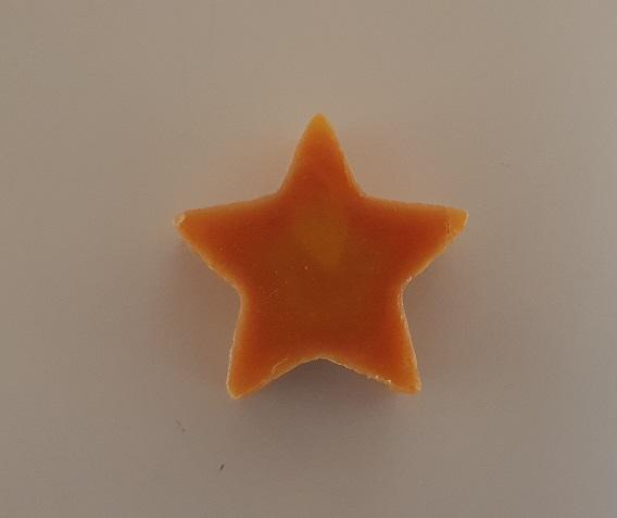 Foto von Stern Orangen-Zitronen-Seife